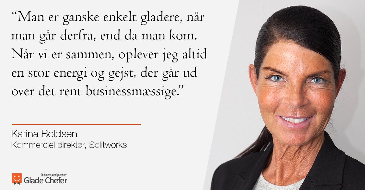 Karina Boldsen
