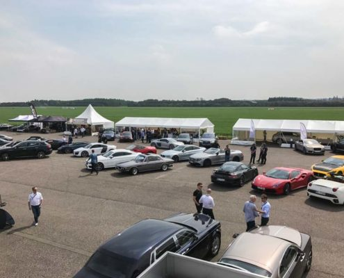 My Garage VIP Trackday Vandel Airbase