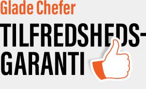 Glade Chefer tilfredshedsgaranti