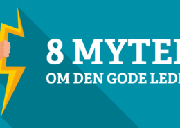 8 myter om den gode leder